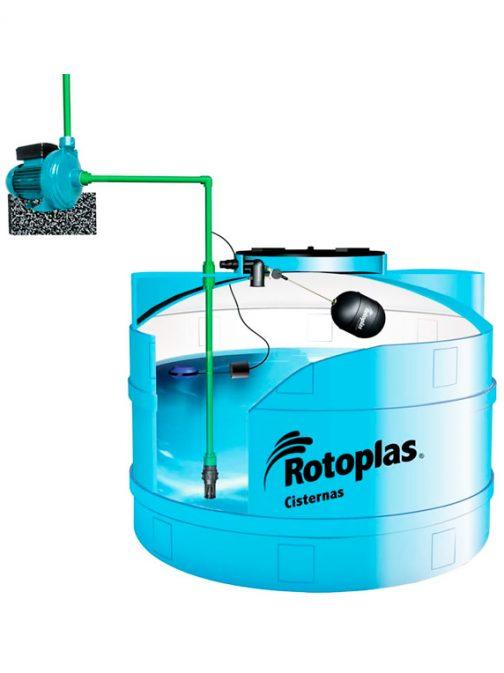 Cisterna Standard Rotoplas