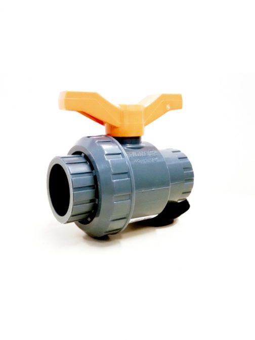 Válvula Esférica PVC Junta Pegar